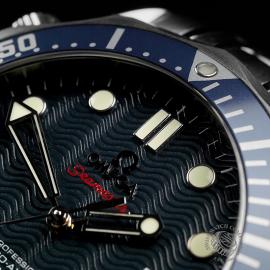 OM22308S Omega Seamaster Professional Co-Axial Close3