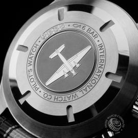IW21663S IWC Pilots Chronograph Close9