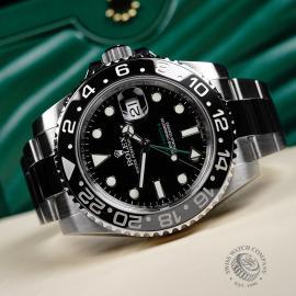 RO22179S Rolex GMT Master II Close2