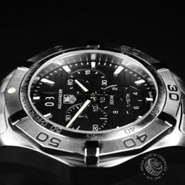 TA22125S Tag Heuer Aquaracer Chronograph Close6