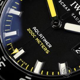 IW22186S IWC Aquatimer 2000 Close5