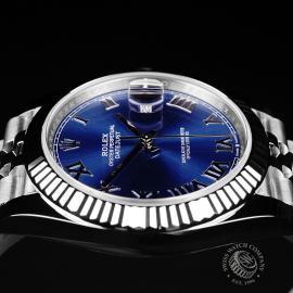 RO22129S Rolex Datejust 41 Unworn Close6 1