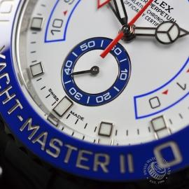 RO21325S Rolex Yachtmaster II Close6