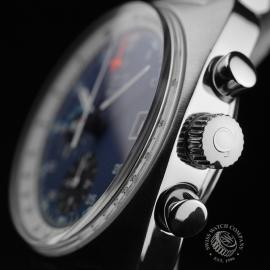 OM21085S Omega Vintage Seamaster Chronograph Calibre 1040 Close2