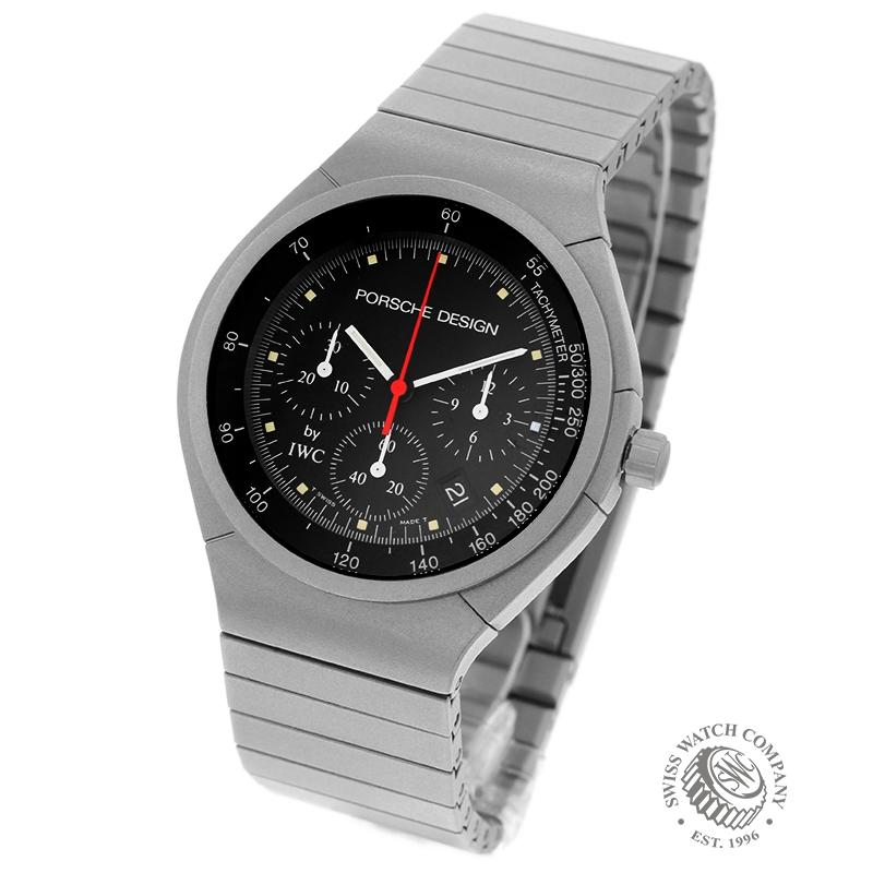 Porsche Design by IWC Sportivo Chrono