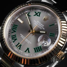 RO22692S Rolex Datejust II Close2