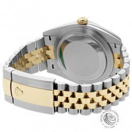 RO22160S Rolex Datejust 41 Back
