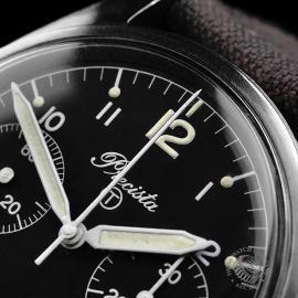 PR766F Precista Vintage R.A.F. Pilots Chronograph Close3