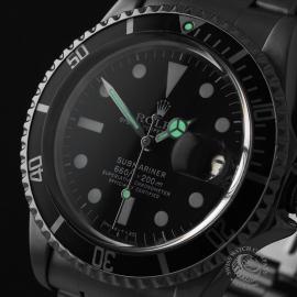 RO21817S Rolex Submariner Date Close1