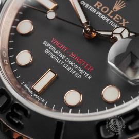 RO22598S Rolex Yachtmaster Everose Gold Close4 1