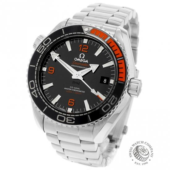 Omega Planet Ocean Co-Axial Master Chronometer