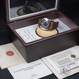 OM21673S Omega Museum Collection 1938 Pilots Watch Box
