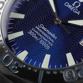 OM22534S Omega Seamaster Professional Titanium Close4