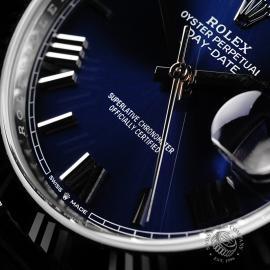 RO22142S Rolex Day-Date 40 White Gold Unworn Close4