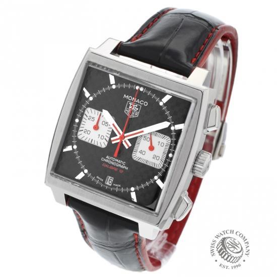 Tag Heuer Monaco Calibre 12 Limited Edition