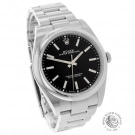 RO21977S Rolex Oyster Perpetual 39 Dial