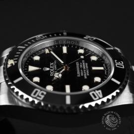 RO21285S Rolex Submariner Non Date Close8