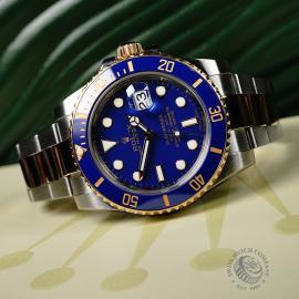 RO21898S Rolex Submariner Date Close10