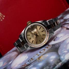 RO21690S Rolex Ladies Datejust Close4