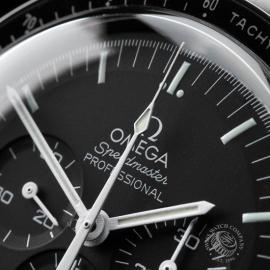 OM22655S Omega Speedmaster Professional Close 3