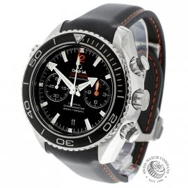Omega Seamaster Planet Ocean Co Axial Chronograph