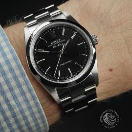 RO22291S Rolex Air King Wrist