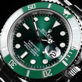 RO22172S Rolex Submariner Date Ceramic 'Hulk' Close3 1