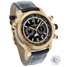 JA19879S Jaeger LeCoultre Master Compressor Extreme World Chrono Dial