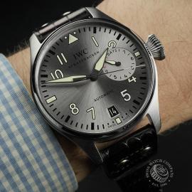 IW22333S IWC Big Pilot Wrist