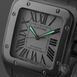 20956S Cartier Santos 100 Close1