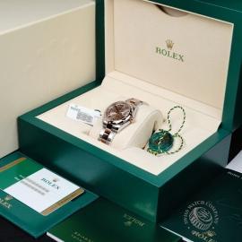 RO21702S Rolex Ladies Datejust Midsize Box