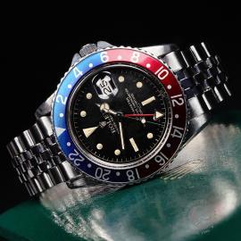 RO1904P Rolex Vintage GMT-Master Close11