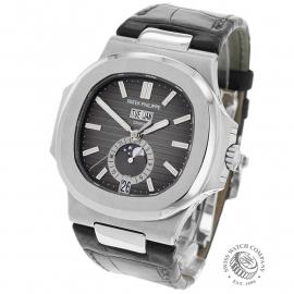 PK21759S Patek Philippe Nautilus Annual Calendar Moonphase Back