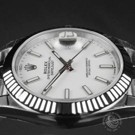 RO22350S Rolex Datejust 41 Unworn Close6