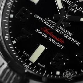 21240S Breitling Avenger Seawolf II  Close9