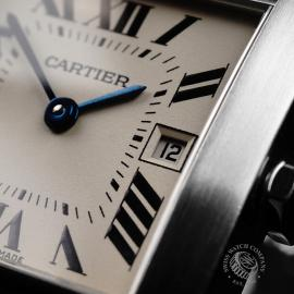 CA21842S Cartier Tank Francaise Midsize Close6 1