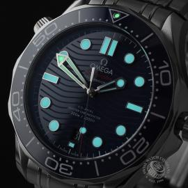 OM21801S Omega Seamaster Professional 300M Close1
