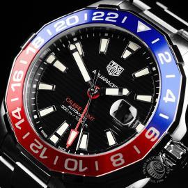 TA22134S Tag Heuer Aquaracer GMT Close2 1