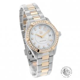 Tag Heuer Ladies Aquaracer Dial 2