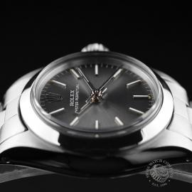 RO21145S Rolex Vintage Ladies Oyster Perpetual Close8