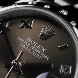 RO22610S Rolex Ladies Datejust Midsize Close4