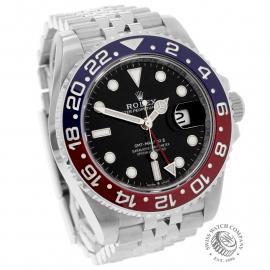 RO22120S Rolex GMT Master II BLRO Dial