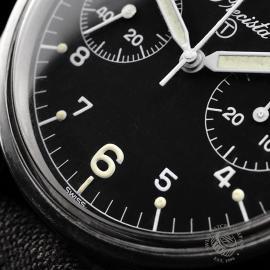 PR766F Precista Vintage R 1.A.F. Pilots Chronograph Close4