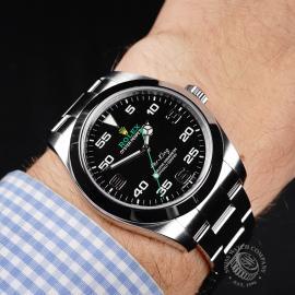 RO21989S Rolex Air King Wrist