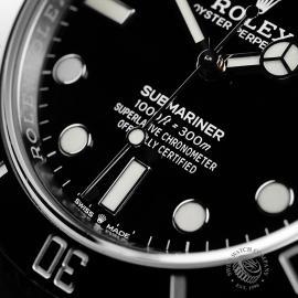 RO22056S Rolex Submariner Non Date Close4