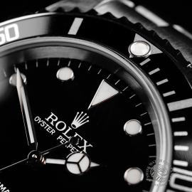 RO22249S Rolex Submariner Non-Date '2-Line' Close3