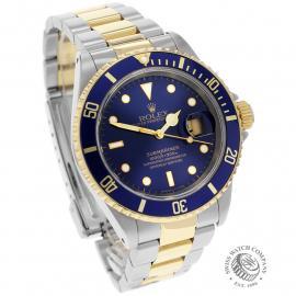 RO22727S Rolex Submariner Date Dial