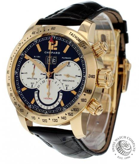 Chopard Mille Miglia Jacky Ickx Edition 4 Limited Series Watch ... 35239b1f2e07