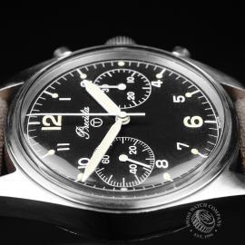 PR766F Precista Vintage R.A.F. Pilots Chronograph Close5