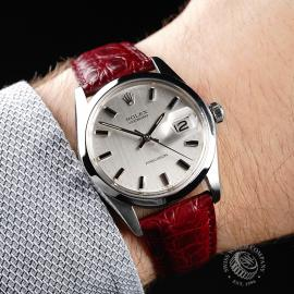 RO747F Rolex Oysterdate Precision Wrist 1